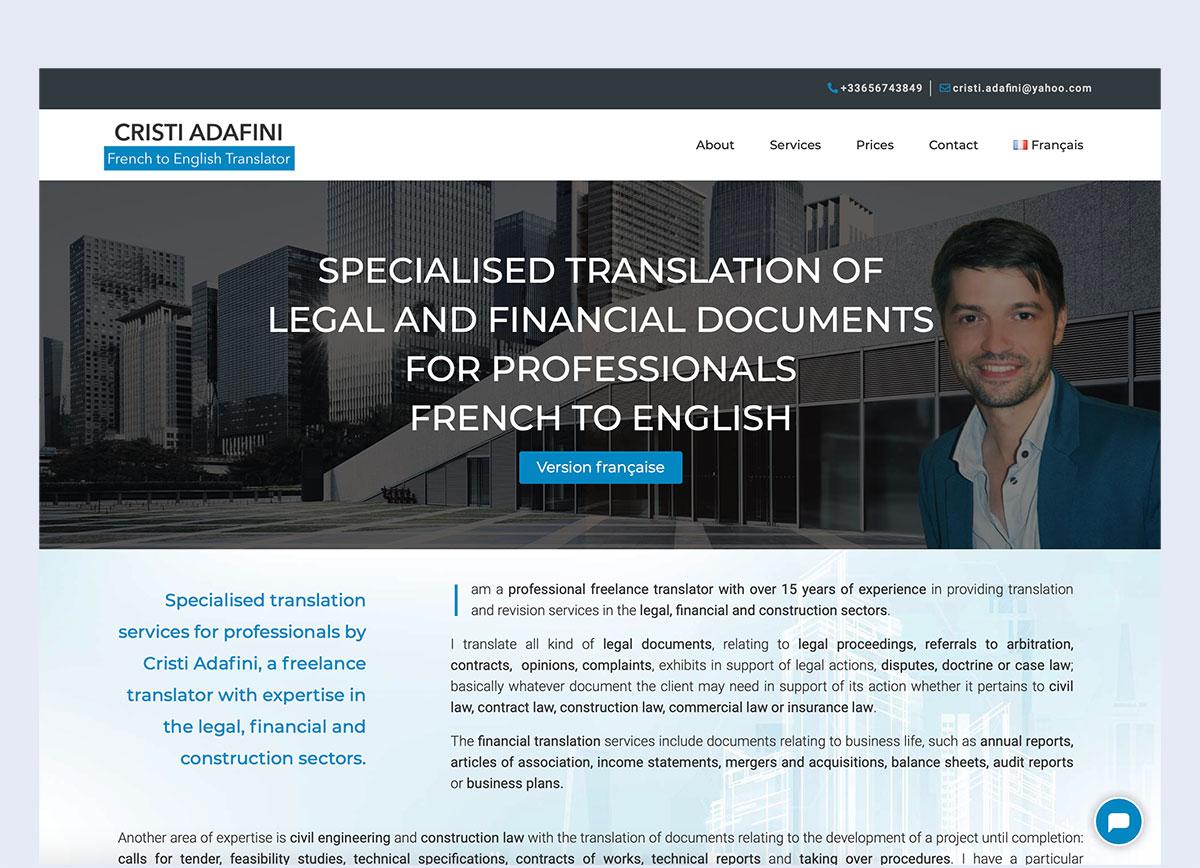 Recomandări privind crearea unui site web de prezentare